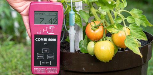 Измерение кислотности pH 5000