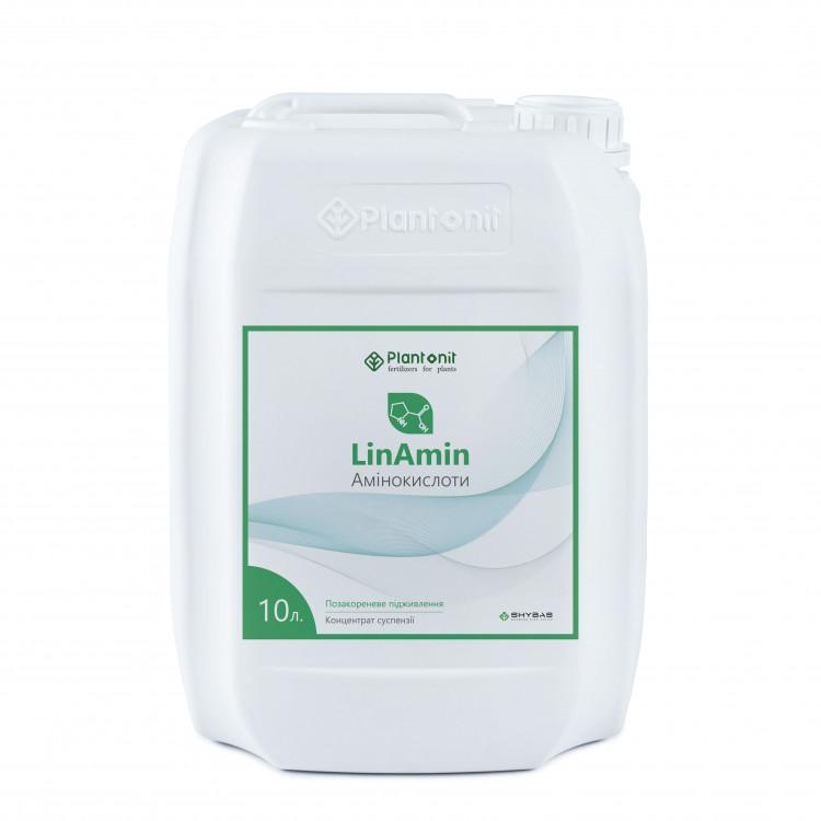 Плантонит ЛинАмин - комплексный антистрессовый препарат для повышения устойчивости растений.
