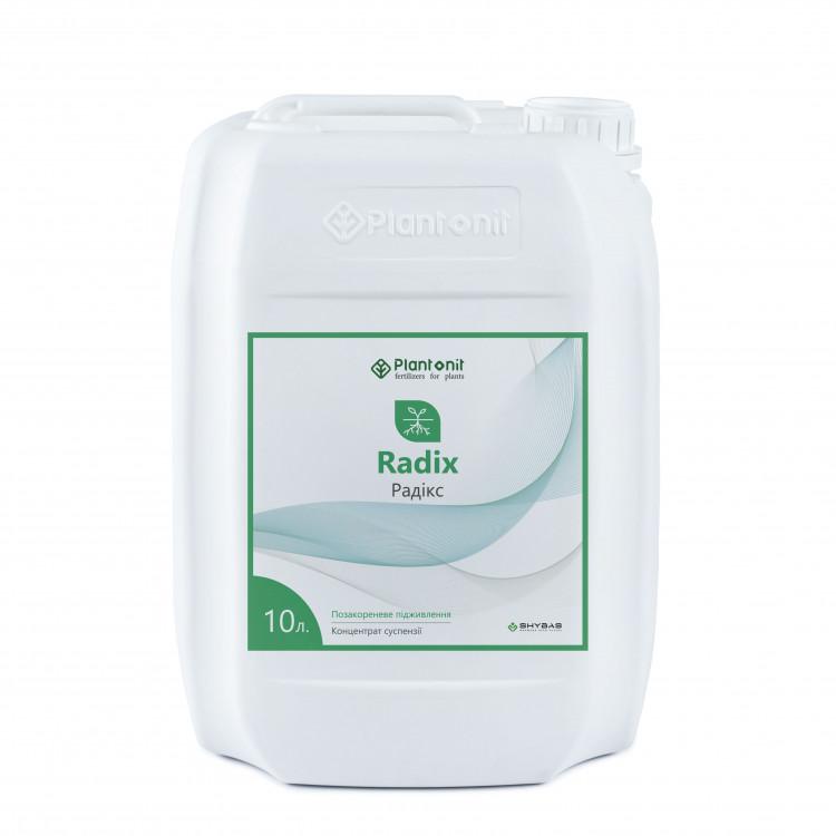 Плантонит Радикс - жидкое удобрение для стимуляции роста и развития корневой системы растений.