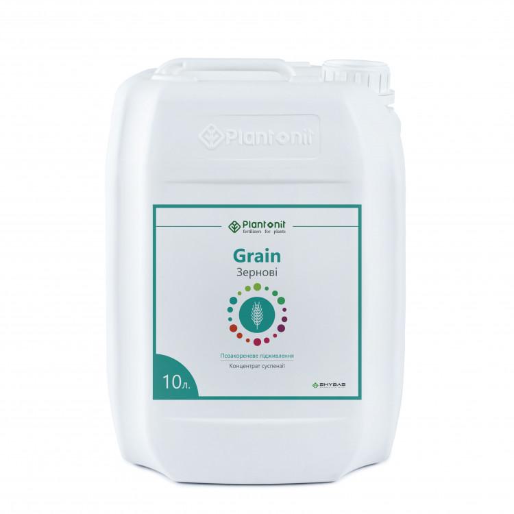 Плантонит Зерновые - высокоэффективное удобрение, содержащее сбалансированный набор макро- и микроементив, необходимые для полноценного питания зерновых культур в критический период развития.