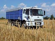 Послуги перевезення зерна автотранспортом Киев