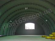 Каркасные ангары, строительство каркасных зданий, сооружений под ключ, Украина. Киев