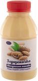 Продукт сгущенный с маслом и сахаром со вкусом МИНДАЛЯ пэт / бутылка 370 гр, экспорт Днепр