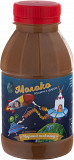 Продукт сгущенный с маслом и сахаром со вкусом ЧЕРНЫЙ ШОКОЛАД пэт / бутылка 370 гр.экспорт Днепр