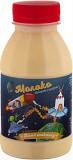 Продукт сгущенный с маслом и сахаром со вкусом БЕЛЫЙ ШОКОЛАД пэт / бутылка 370 гр.экспорт Днепр
