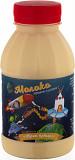 Продукт сгущенный с маслом и сахаром со вкусом КРЕМ-БРЮЛЕ пэт / бутылка 370 гр.экспорт Днепр