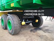 Прицеп тракторный( зерновоз) 2ПТС-9, НТС-16 переоборудование Орехов