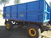 Прицеп тракторный 2ПТС-6. Документы. Орехов