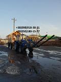 Вила для поднятия Евро-поддонов на трактор Т-40, ЮМЗ, МТЗ Орехов