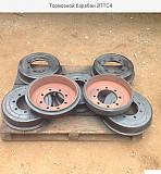 Тормозной барабан 2ПТС4, 2ПТС-6, 2ПТС-9 Орехов