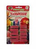 Чистый лист (палочки) для цветущих Блистер 30шт Херсон