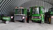 Зерноуборочный комбайн FENDT 9470 X Львов