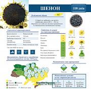 Купити насіння соняшника (посівний матеріал) Шенон, ВНІС Киев