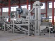Оборудование для шелушения и сепарации овса TFYM-1000 Одесса