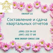 Полный финансовый отчет ИП / ООО под ключ Харьков