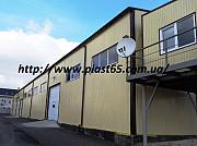 Строительство складов, складских помещений в Украине. Киев