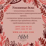 Юридическая помощь в уголовных делах Харьков