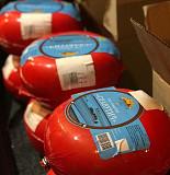 Сыр твердый Славутич з Хлорофилом и Базиликом 30% жирности Днепр
