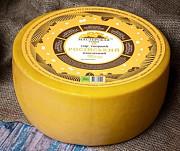 Российский, твёрдый сыр в парафине, 50% жирности Днепр