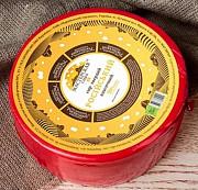Российский, классический твёрдый сыр, 50% жирности Днепр