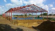 Проектирование и изготовление металлоконструкций, Украина. Киев
