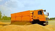 Услуги зерновозов. Транспортная компания по перевозке зерна Хмельницкий