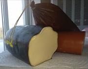 Плавленный сыр колбасный Полтава